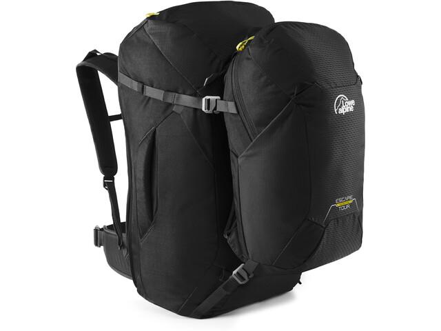 Lowe Alpine Escape Tour ND50+15 Backpack Women black